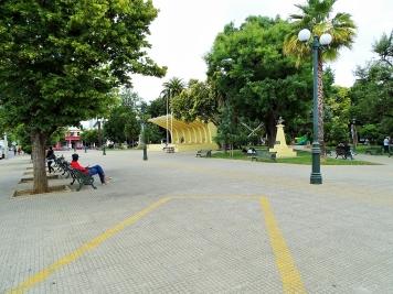 Plaza de Armas Cauquenes